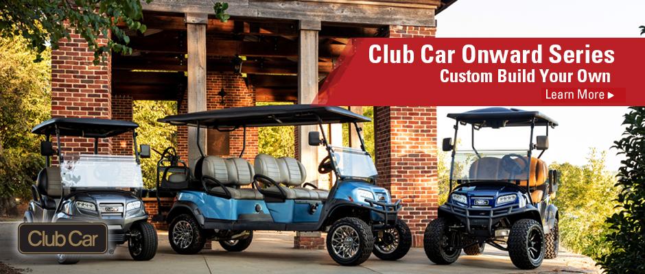 10.21   Club Car Onward Series