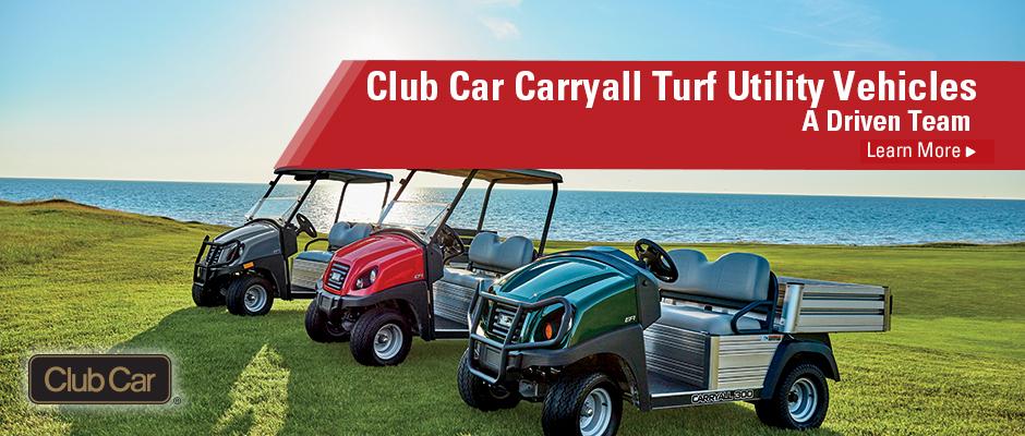 2020   Club Car Carryall Turf Utility Vehicles