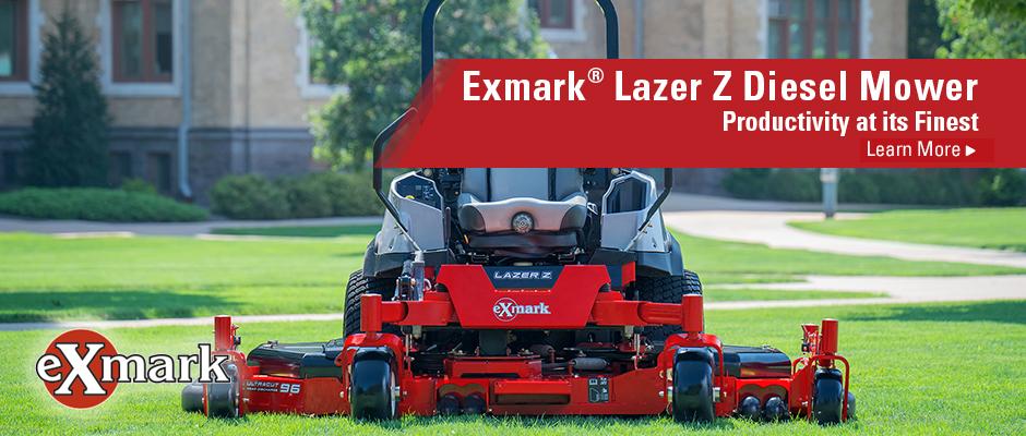 03.19 | Exmark Lazer Z Diesel Mower