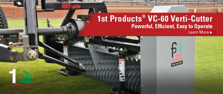 2019 | VC-60 Verticutter