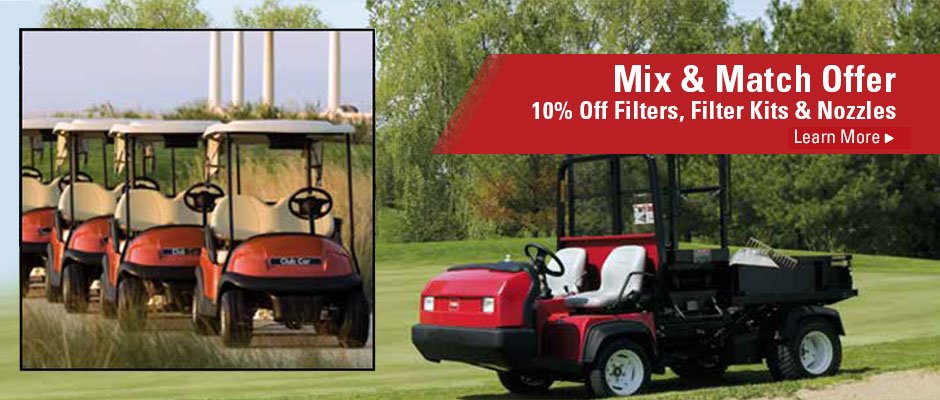 2019 | 10% Off Filters, Kits, & Sprayer Nozzles
