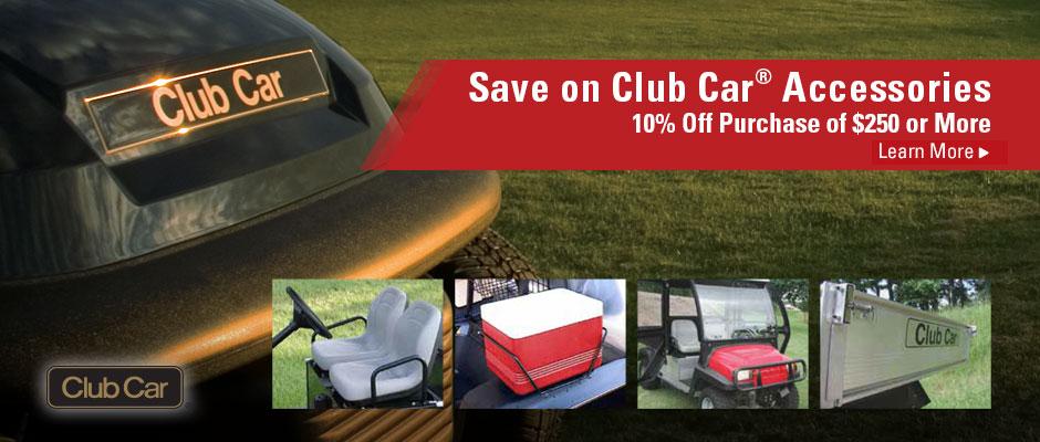 05.19 | Club Car Accessories
