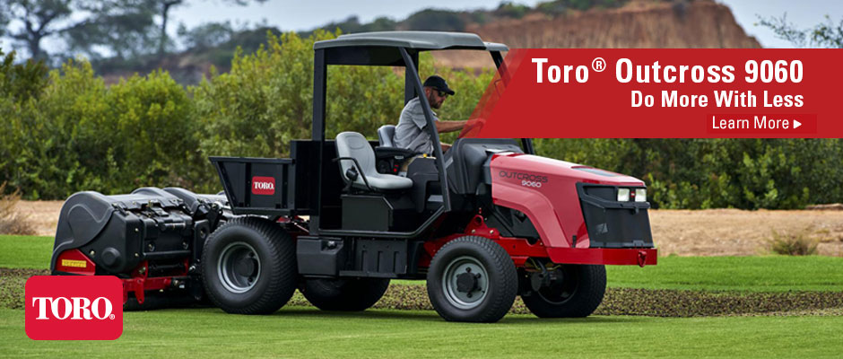 06.19 | Toro OutCross 9060