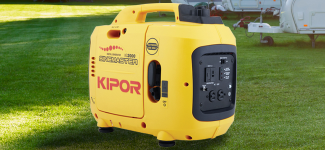 Introducing Kipor Digital Generators | Ness Turf Equipment
