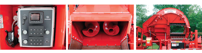 Morbark 1000 Tub Grinder | Grinding It All | Ness Turf Equipment