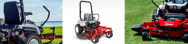 Exmark Radius X-Series Zero-Turn Mower